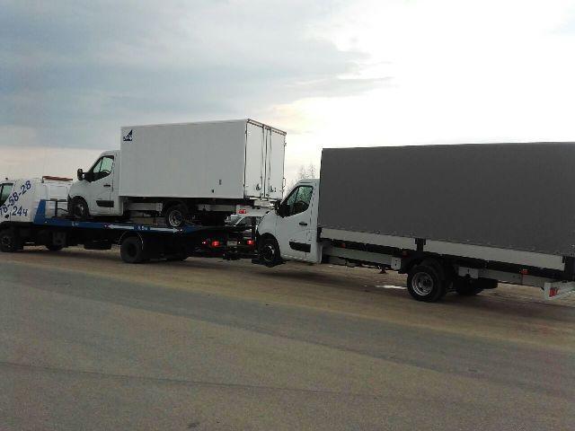 эвакуатор грузовиков